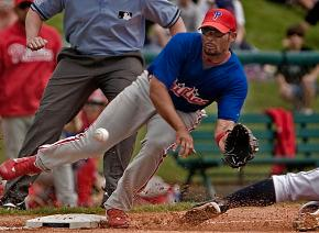 The Inquirer's Countdown to Openng Day continues with Phillies third baseman Pedro Feliz.